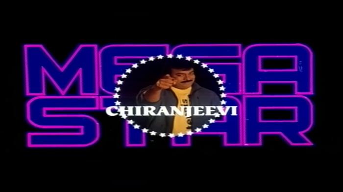 Megastar Chiranjeevi