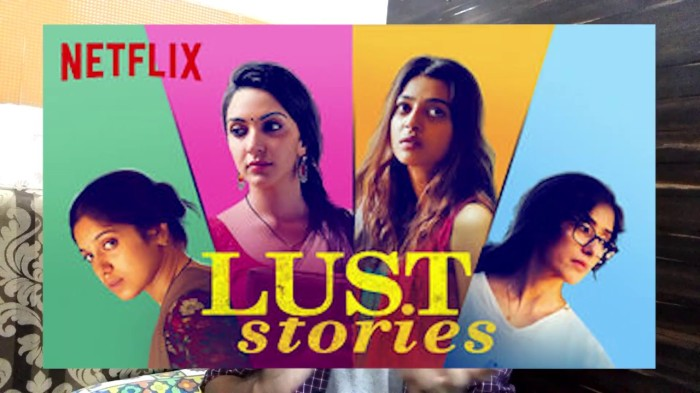 Lust Stories Poster